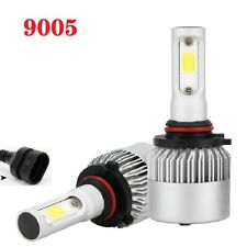 1Pair 9005 HB3 LED Headlight Kit High Beam Super Bright 100W 20000lm White 6000K