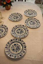 Geschirr Royal Tettau Zwiebelmuster Drache Modell Echt Kobalt Service komplett