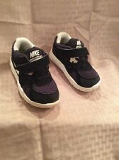 EUC Nike Lunarglide 3 Baby Toddler Athletic Shoes Size 6C Color Black