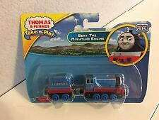 """Thomas-""""Bert the Minature Engine"""" Die- Cast ,Take-N-Play NEW in PKG- FREE SHIP"""