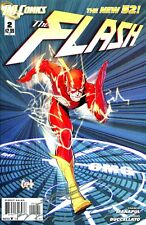 The Flash #2 Variant Edition Signed Artist Francis Manapul & Brian Buccellato