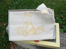 NUEVO Somma niños colcha juego de los cientos culla niños conejo y chick
