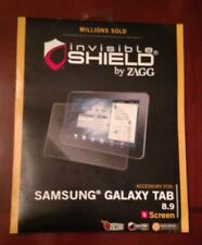 Invisible SHIELD by ZAGG Screen Protector For Samsung Galaxy Tab 8.9  *New*