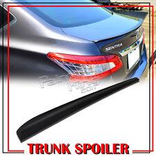 Unpainted Volkswagen VW Jetta MK6 GLI TDI 11-13 K-Style trunk rear lip spoiler