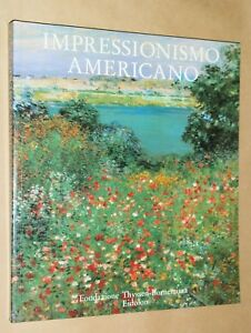 IMPRESSIONISMO AMERICANO - THYSSEN-BORNEMISZA -1990