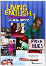 (14).LIVING ENGLISH 1º.BACH.(STUDENTS). ENVÍO URGENTE (ESPAÑA)