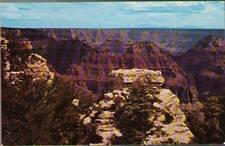 (zxe) Postcard: Grand Canyon National Park