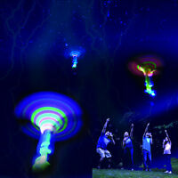 LED Light Up Flashing Dragonfly Glow Flying Dragonfly For Party Toys Kids Gifts