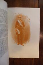 Alphonse XIII Figures Contemporaines Mariani Biographie 1911 1/25 ex. Rare !