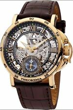 Mechanical (Hand-winding) Luxury Round Wristwatches