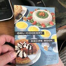 Vintage KNOX GELATIN Gel-Cookery Recipe Book Cookbook