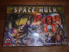 Games Workshop Space Hulk Fantasy Board Game Complete with Metal terminators