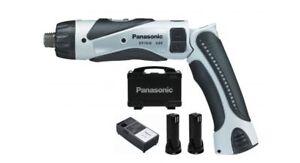 Panasonic 3.6v Cordless Lithium-Ion Drill/Driver Kit - EY7410LA2S