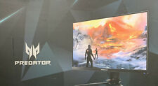 "Acer Predator XB273 27"" Black LED HD Gaming Monitor (Pic Provided)- In Hands ‼️"