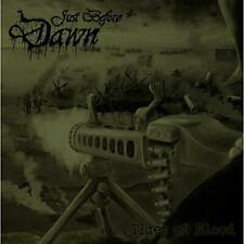 Just Before Dawn - Tides Of Blood CD #125029