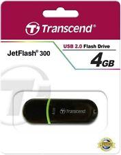 Transcend 4GB JetFlash 300 Flash Drive (TS4GJF300) brand new