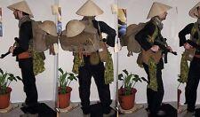 LARGE  MALE Vc  AO BABA VC suit  _  VIETCONG'S UNIFORM _ Fighters' uniform
