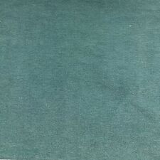 LUXURIOUS LUSTROUS MOHAIR VELVET UPHOLSTERY FABRIC IN TEAL BY THE YARD