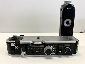 Nikon MD-2 Motor Drive for F2 SLR Cameras
