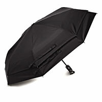 Samsonite Samsonite Windguard Auto Open/Close Umbrella Black