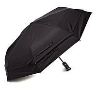 Samsonite Windguard Auto Open/Close Umbrella Black