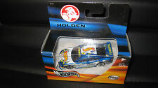 HOT WHEELS 1/64  2001 HOLDEN COMMODORE MATCHBOX CAR SIZE #29157 BLUE   OLD STOCK