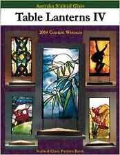 Pattern Book Aanraku Table Lanterns IV - Stained Glass Patterns