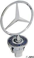 Mercedes-Benz Motorhaube Haube Emblem Plakette für W124 W202 W203 W208 W210 44mm