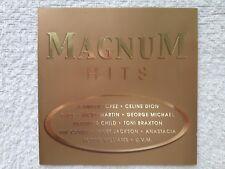 CD # Sampler # Various Artists # Magnum Hits # 2001 # Berlin Records # 2-CD-Set