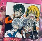 Anime Akatsuki no Yona Son Haku Metal Badge Brooch Pin Limit The Untamed Sa