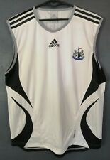 MEN'S ADIDAS FC NEWCASTLE UNITED 2006/2007 SOCCER FOOTBALL SHIRT JERSEY SIZE L