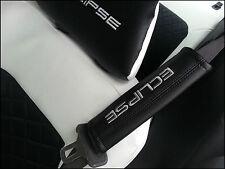 Mitsubishi Eclipse d30 d20 cinturón acolchado shoulder pads Seat Belt 2 unid.