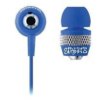Coby CV-E55BL Streets Urban Earbuds/Headphones CV-E55 Blue