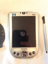 HP iPAQ h4100 Hand Held Pocket Palm PC Working/Collectable