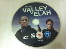 In The Valley Of Elah DVD R2 - DISC ONLY in Plastic Sleeve
