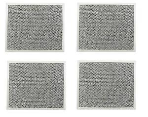 Range Hood Grease Filter Aluminum Mesh for Broan 97006931 BP29 4 Pack
