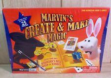 Marvin's Magic Create and Make Magic Set - New & Sealed