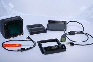 Sinar eVolution 75H medium format Digital Back. Sinar p3 adapter. COMPLETE. Case