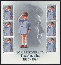 MONGOLIE N°2437K** BF John Fitgerald KENNEDY, 2000 MONGOLIA Sheet MNH