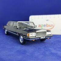 ZIL-41047 Soviet Russian Limousine Premium Class Black 1:43 Scale Diecast Model