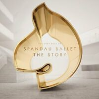 Spandau Ballet - Spandau Ballet The Story The Very Best of [CD]