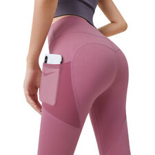 Women Sports Fitness Tight Trousers Outdoor Sports Running Yoga Gym Pants