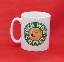 Doge Meme Starbucks inspirado Taza de Café 10oz