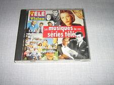 BOF SERIE TELE CD BELGE MCNEE RIGG ROGER MOORE SELLECK