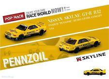 INNO64 1:64 Nissan Skyline GT-R R32 Pandem Pennzoil