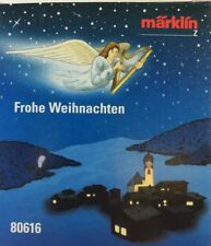 Marklin Z Gauge 80616 Christmas Ornament - Angel - Excellent  Mint Condition
