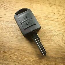 Vauxhall Corsa C Remote key, Horseshoe HU46 ID40 chip  cut to code / photo