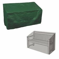 Durable Waterproof Green 4ft 1.2m 2 Seater Garden Bench Seat Protection Cover