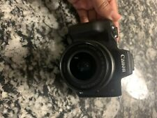 Canon EOS M50 Mark II 24.1MP Mirrorless Camera - Black (EF-M 15-45mm...