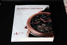 Vacheron Constantin The Quarter Millennium of Vacheron Constantin 1755-2005 NEW!